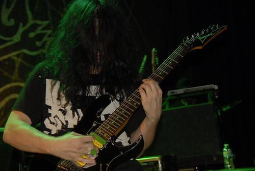 Trey Azagthoth of Morbid Angel