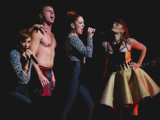 Scissor Sisters Magic Hour Tour