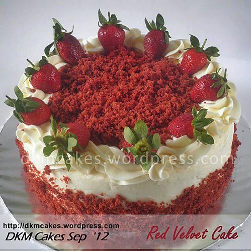 DKMCakes, pesan cupcake jember, pesan kue jember, pesan kue ulang tahun anak jember, pesan kue ulang tahun jember, Red velvet cake jember