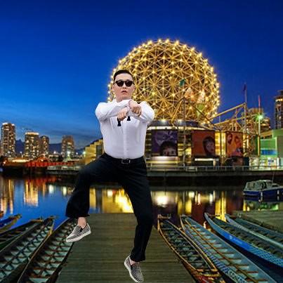 Gangnam Style  By {e u g e n e} cc: flickr