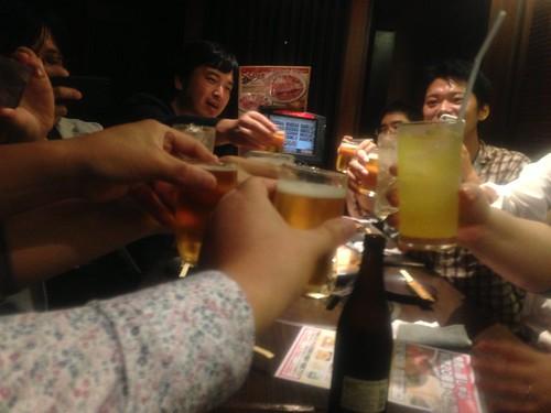 東京ブロガーミートアップ
