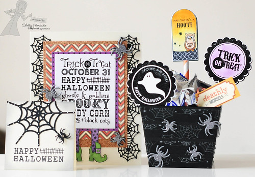 Graphic Greetings Halloween