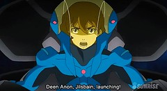 Gundam AGE 4 FX Episode 47 Blue Planet, Lives Ending Youtube Gundam PH (5)
