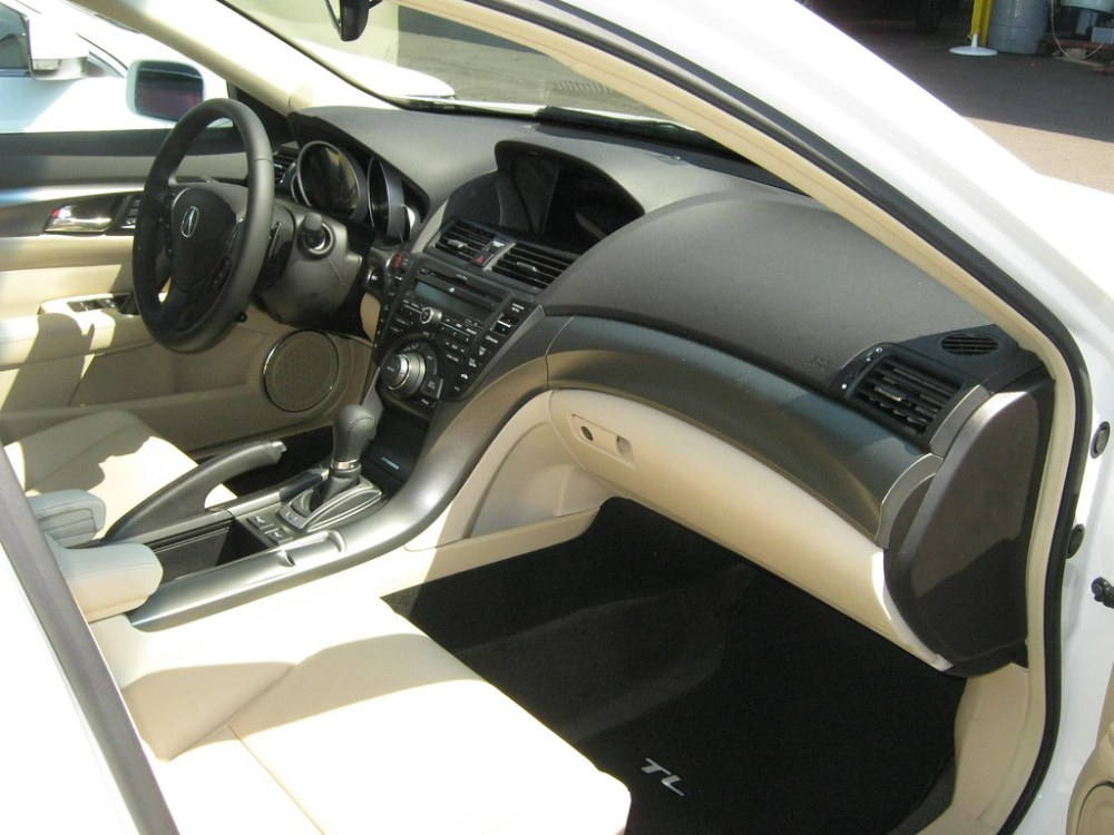 medium resolution of  acura tl interior a by bob perry