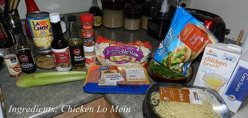 Chicken Lo Mein (1)