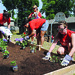 Target Volunteers at Tallwood Group Home in Nashville