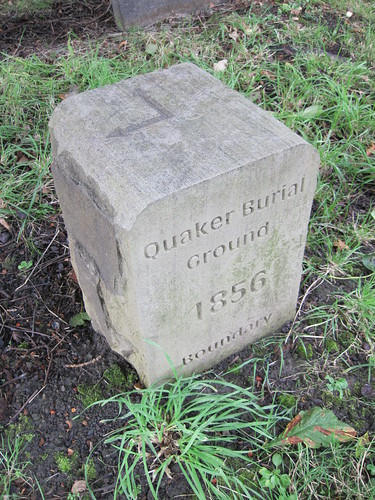 Quaker Burial Ground, Linthorpe Cemetery
