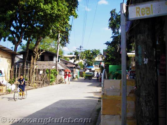 Calle Real, El Nido (2006)