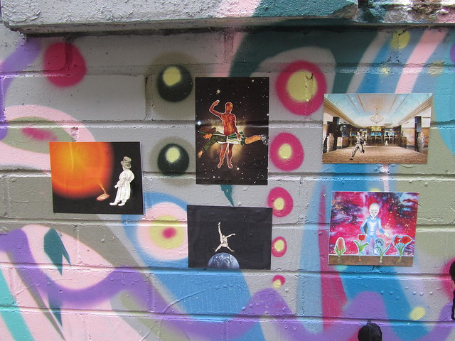 Street art, Christina St