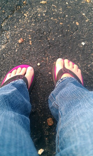 272/366 [2012] - Not Flip Flop Weather Much Longer by TM2TS