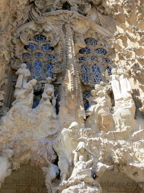 Angel Choir, Sagrada Familia