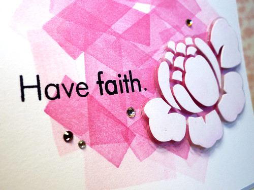 Have Faith - Close Up