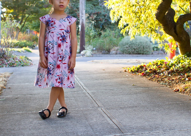 mini washi dress