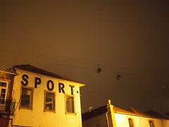 Porto in fog: Gaia