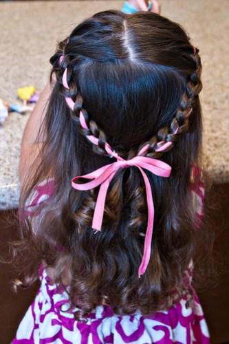princess crown braid