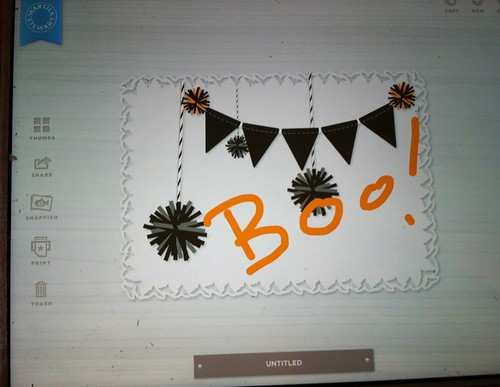 Martha Stewart iPad app