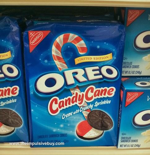 Candy Cane Oreo