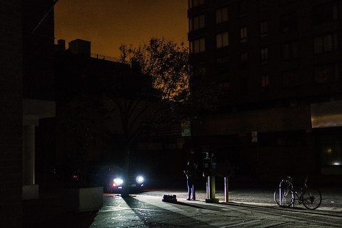 East Village blackout by Dan Nguyen @ New York City