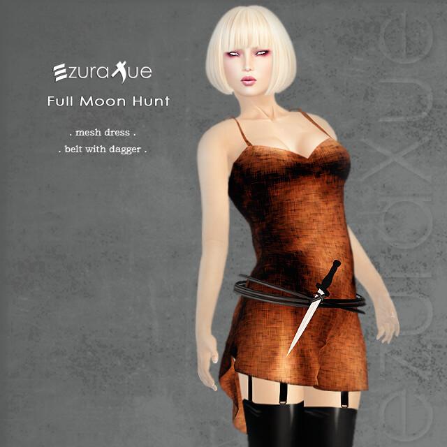 ezura + Full Moon Thankskilling Hunt