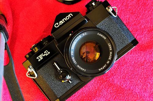 Canon F-1, Αντοχή χωρίς θυσίες στη ποιότητα