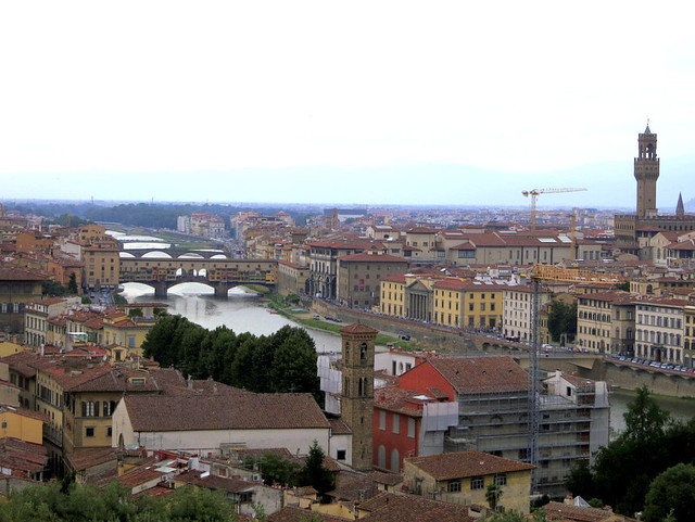 Piazzale Michelangelo (Michelangelo Square)-003