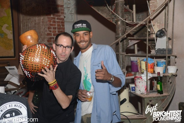 Oct 18, 2012-Know Fashion . No Kings Collective and KOLTON J 065 - Ben Droz