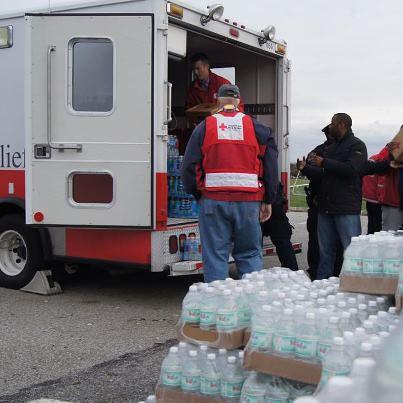 Hurricane Sandy - Staten Island 2012