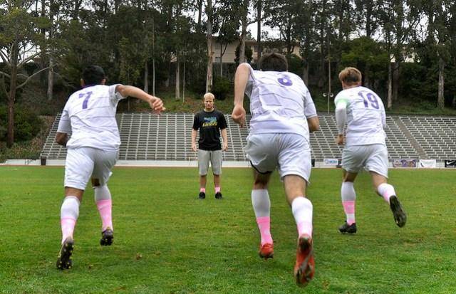 SF State soccer
