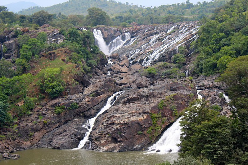 Shivanasamudram Falls