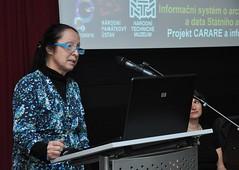 """Workshop """"Projekt CARARE a informační systémy památkové péče"""""""