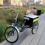 Highline Maintenance Trike