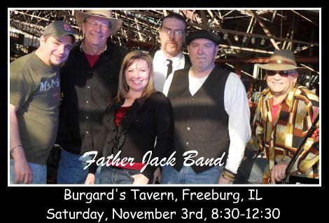 Father Jack Band 11-3-12