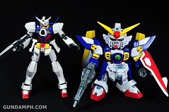 SD Archive Wing Gundam Unboxing Review (63)