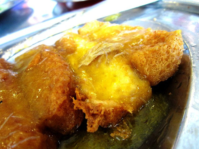 Golden egg tofu 2