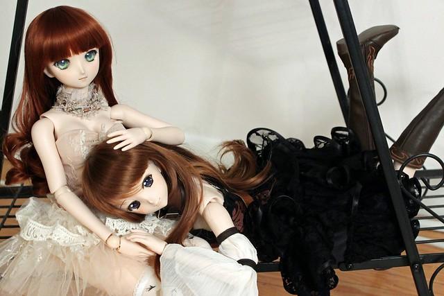 Leone and Serena
