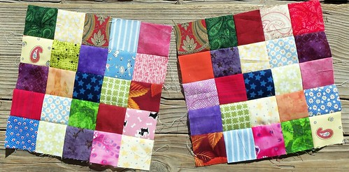 Roy Quilt Guild Bingo Blocks... by ruthiequilts