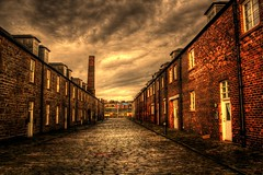 Street in Dundee.