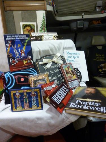 12-25-12 RV Christmas Morning Gifts