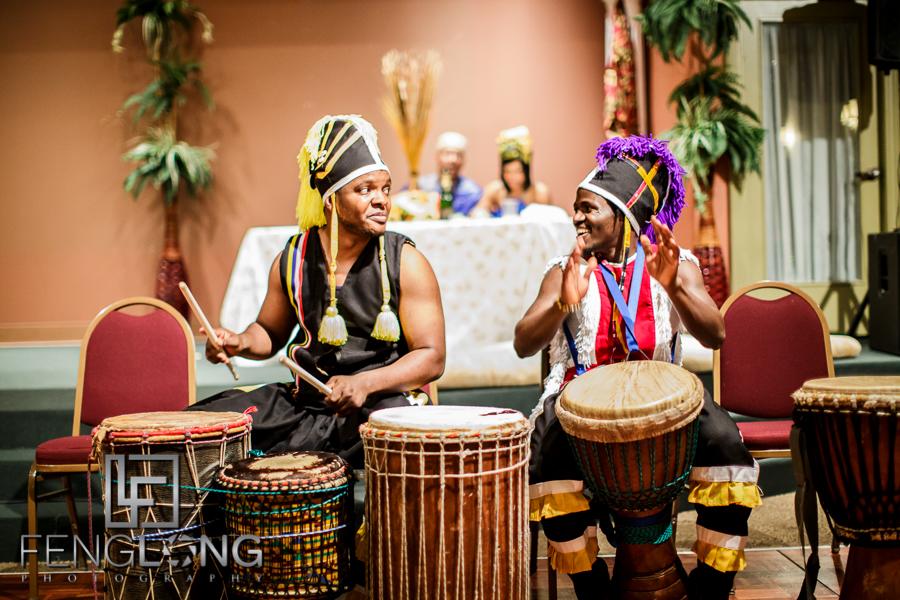 Celisse & Richard's Liberian Wedding Ceremony | Holy Transfiguration Greek Orthodox Church | Atlanta Liberian African Wedding Photographer