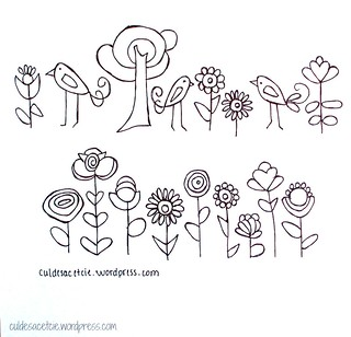 Free embroidery patterns!