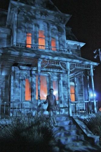 Halloween Horror Nights 2012 at Universal Studios Hollywood
