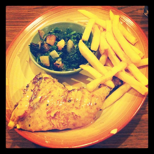 Nando's quarter chicken