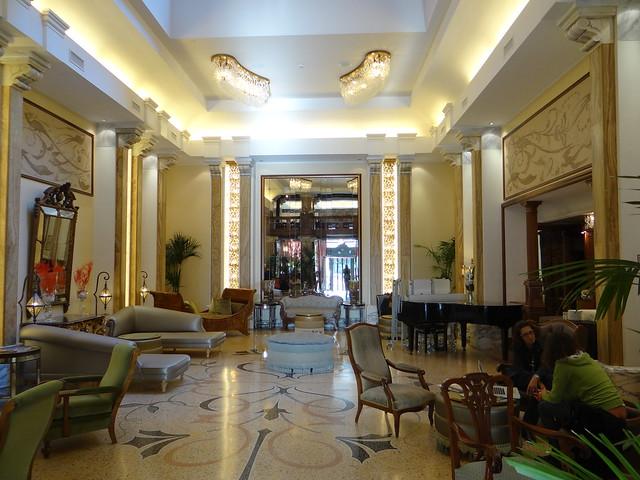 Grand Hotel Savoia Genoa Italy