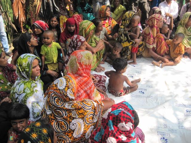Community Action Group - Bangladesh