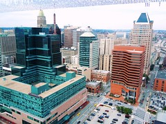 Baltimore ... downtown ...