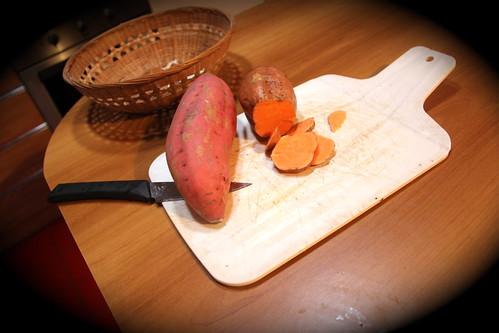 Sweet potatoes by julahooper