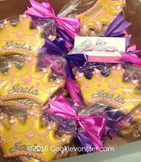 Princess Crown party favours