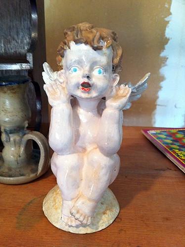 Demented angel