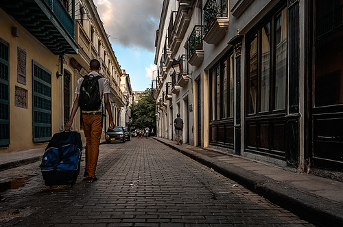 Regreso a Casa...Old Havana by Rey Cuba