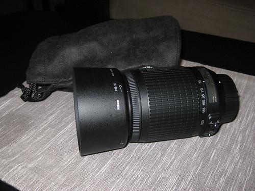 My new 55-200mm DX VR lens